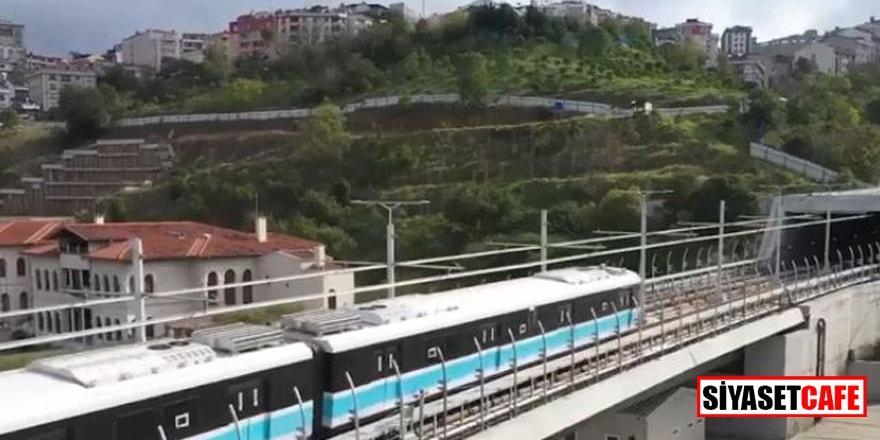 Mecidiyeköy - Mahmutbey metrosu açılıyor! 2 gün ücretsiz olacak