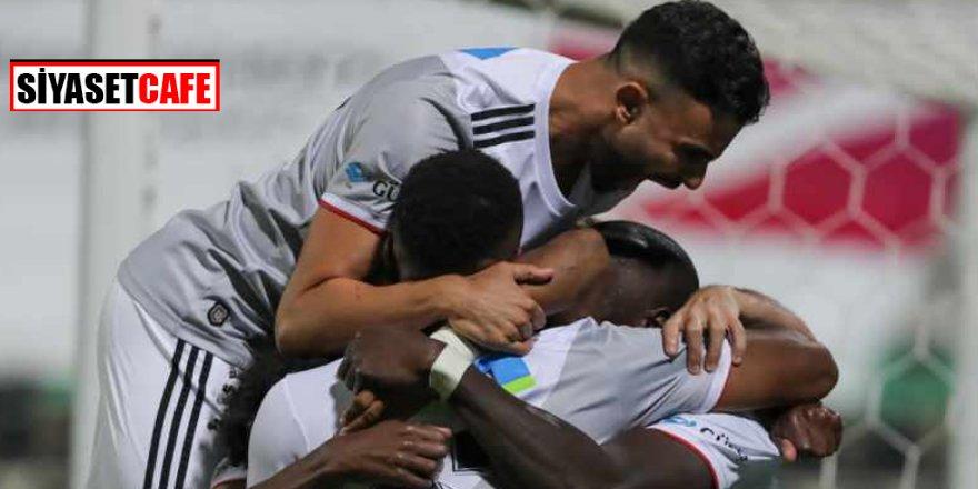 Beşiktaş mağlubiyet serisine dur dedi!