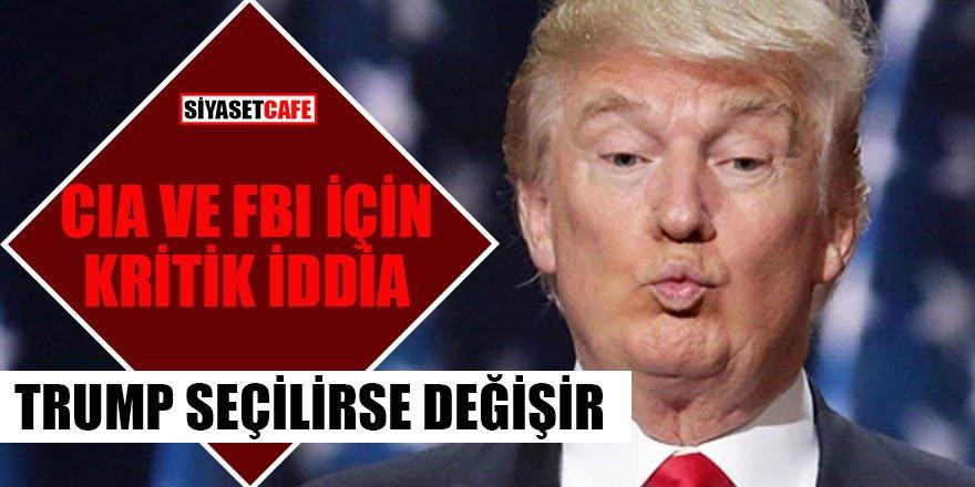 CIA ve FBI için kritik iddia!