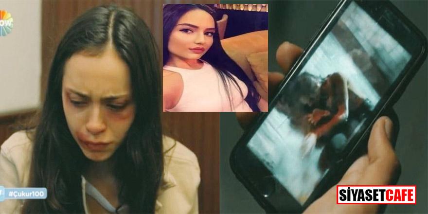 Çukur'un 100. Bölümünde damga vuran sahne. Doğum gününde Aleyna Çakır'ı unutmadı, sosyal medya yıkıldı
