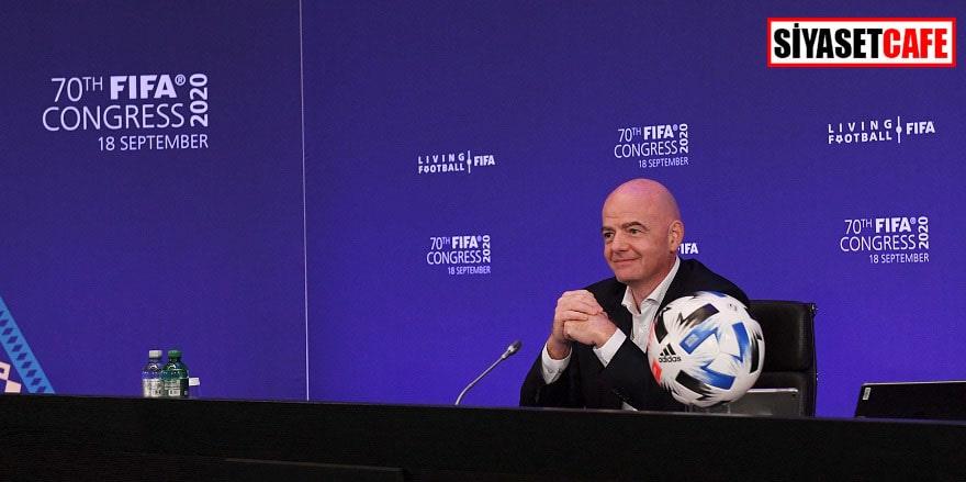 Koronavirüs futbolun da zirvesine yerleşti: FIFA Başkanı koronaya yakalandı