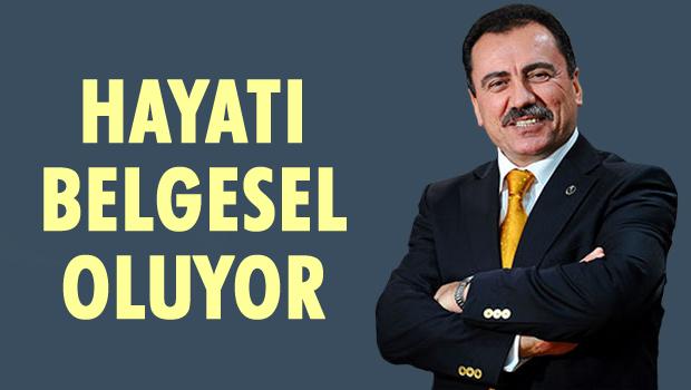 Yazıcıoğlu'nun hayatı belgesel oluyor