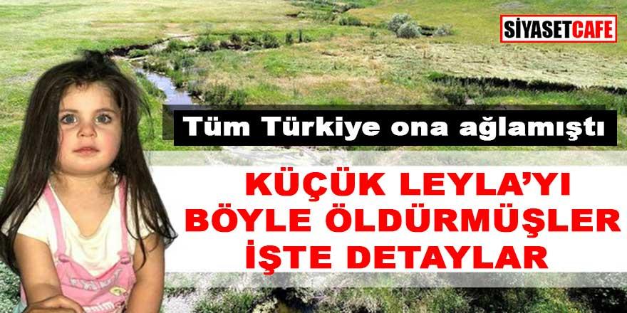 Son dakika...Tüm Türkiye ona ağlamıştı. Leyla Aydemir'i böyle öldürmüşler, işte detaylar