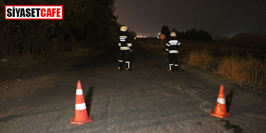 Diyarbakır'da doğalgaz sızıntısı panik yarattı
