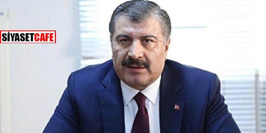 Bakan Fahrettin Koca, Ekrem İmamoğlu'nun son durumunu açıkladı