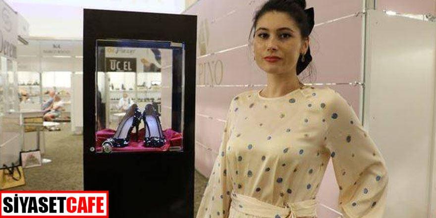 Türk tasarımcıdan otomobil fiyatına ayakkabı, fiyatını görenler inanamadı