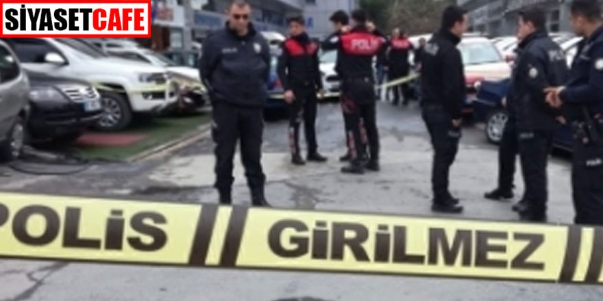 Polis memuru dehşet saçtı! Komşusunu öldürdü