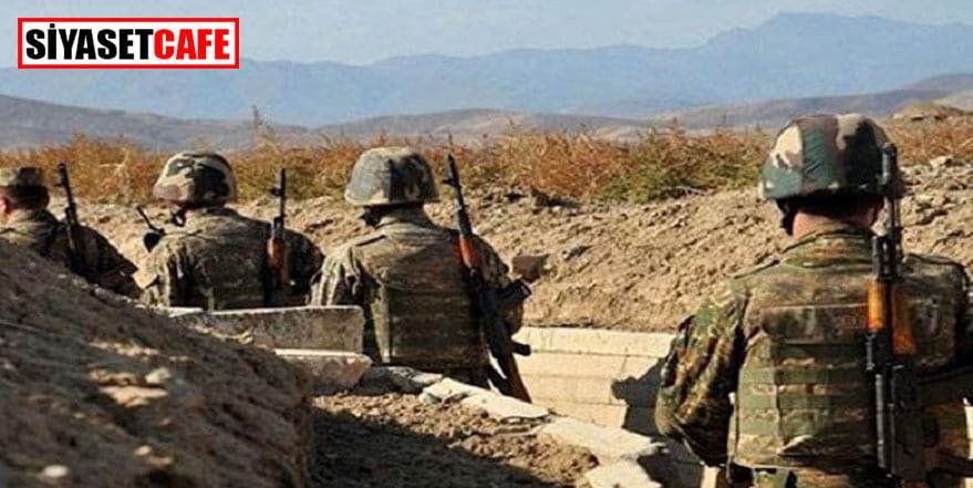 Ermenistan Goranboy'a füzeyle saldırdı:1 ölü!