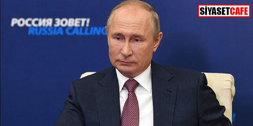 Putin'den önemli çıkış: Müzakerelerde Türkiye'de olmalı!
