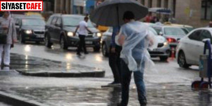 İstanbul ve 8 il için uyarı! Meteoroloji saat verdi