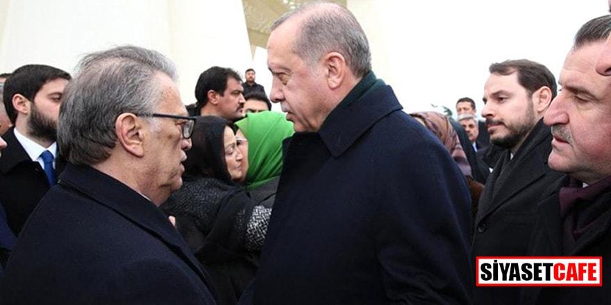 Erdoğan'dan Mesut Yılmaz'ın vefatıyla ilgili ilk açıklama!