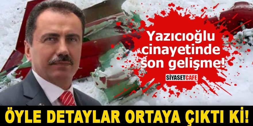 Muhsin Yazıcıoğlu cinayetinde Kağan kod aldı itirafçının ifadesinde şok detaylar!
