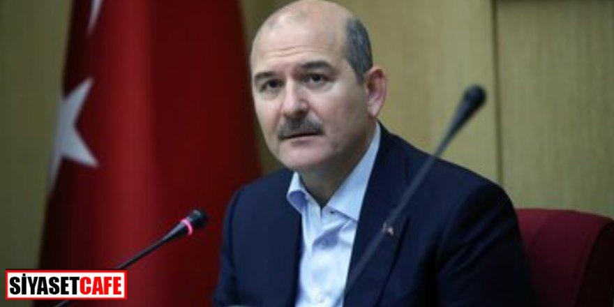 Bakan Süleyman Soylu'dan İzmir'deki vatandaşlara çağrı!