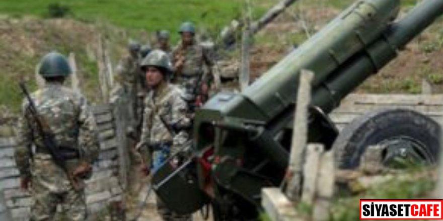 Azerbaycan vurdu, Ermenistan kayıp verdi