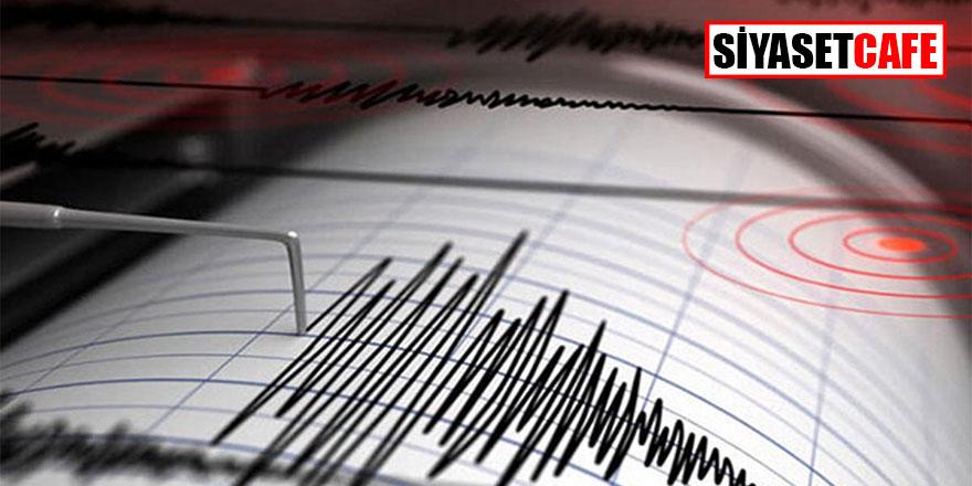 Akdeniz'de deprem, son depremler, nerede deprem oldu?