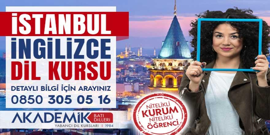 İstanbul İngilizce Kursu En Popüler Dil Okulu Akademik Batı Dilleri