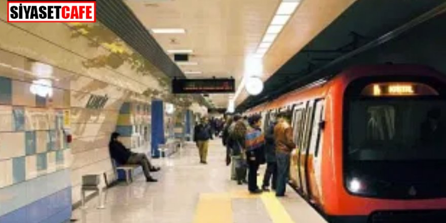 Yenikapı metro istasyonu yeniden açıldı