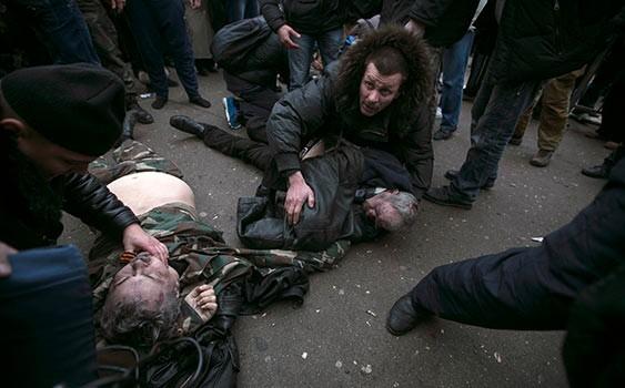 Rus ve Tatarlar kavga etti 1 ölü
