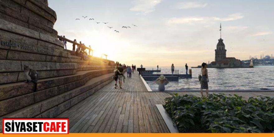 İstanbul'un meydanlarını halk seçti! İşte Taksim'in yeni tasarımı