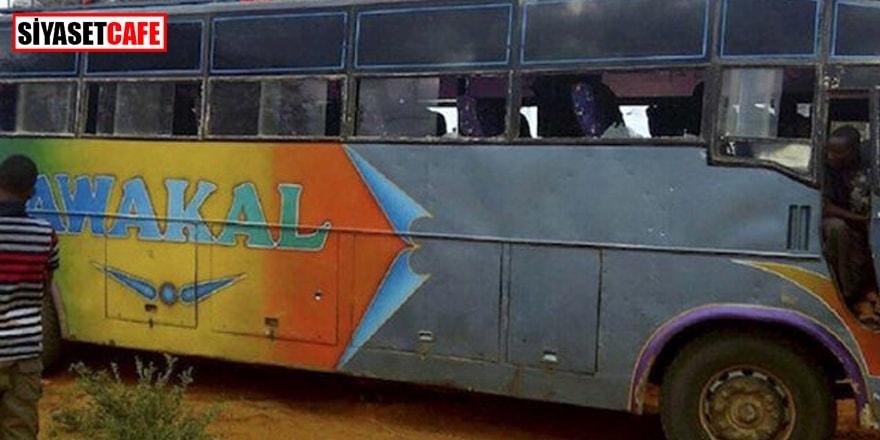 Yolcu otobüsüne silahlı saldırı: 34 kişi hayatını kaybetti