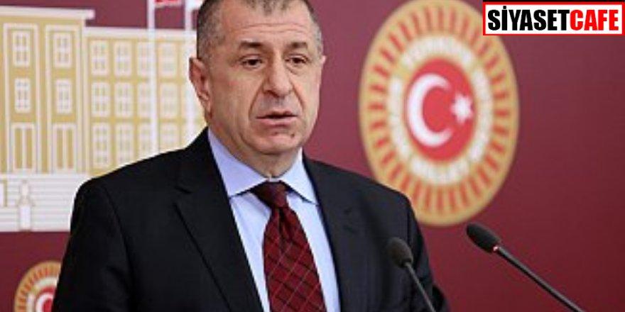 İYİ Parti'den ihraç edilen Ümit Özdağ'dan önemli açıklamalar