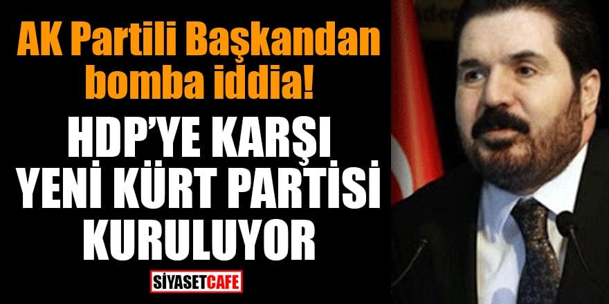 Savcı Sayan'dan bomba iddia: 'HDP'ye karşı Yeni Kürt partisi kuruluyor'