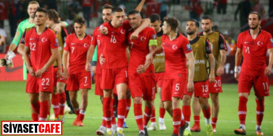 A Milli Futbol Takımı kaybetti! Macaristan 2-0 Türkiye