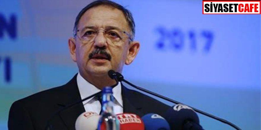 AK Parti'li Mehmet Özhaseki koronavirüse yakalandı