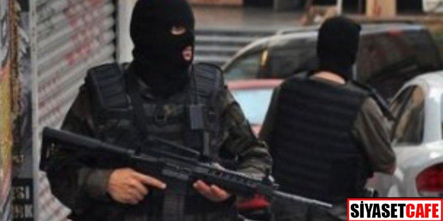 Diyarbakır'da terör operasyonu: 72 gözaltı