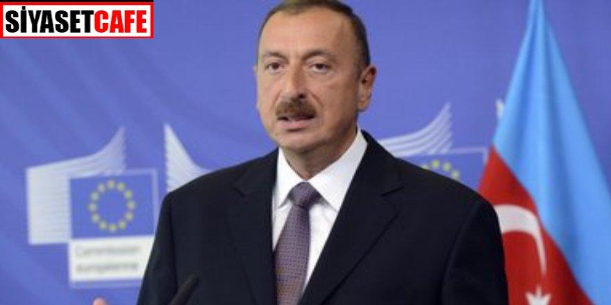 Aliyev: Rusya da, Türkiye de bizim için dost iki ülkedir