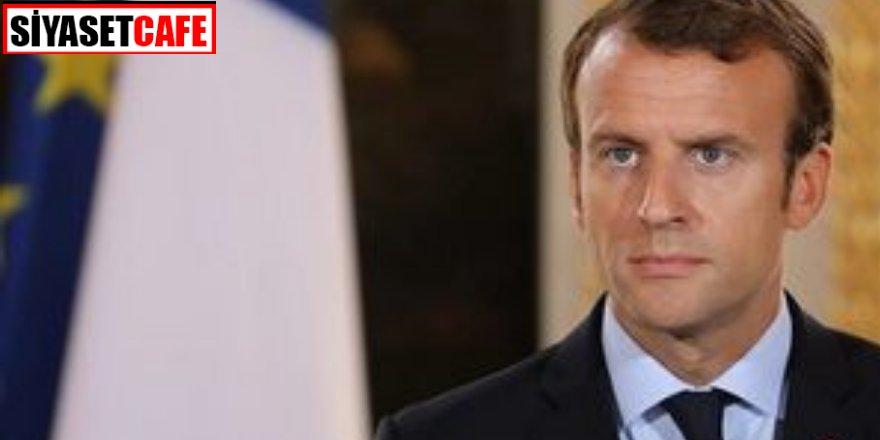 Macron'dan itiraf: Karabağ Azerbaycan toprağıdır
