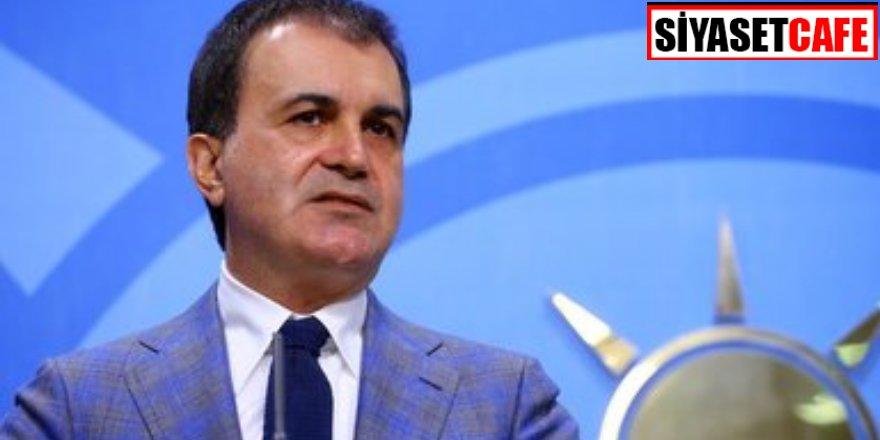 Çelik'ten Arınç'ın istifasına ilişkin açıklama