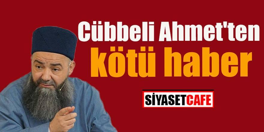 Cübbeli Ahmet Hoca Kalp krizi mi geçirdi, sağlık durumu nasıl?