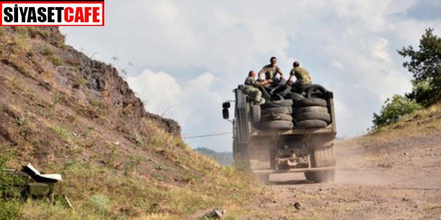 Ermeni birlikler, Kelbecer'den çıkıyor:'Azerbaycanlılara hiç birşey kalmasın'