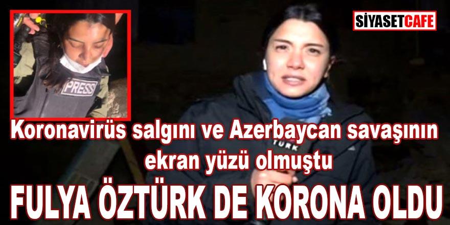 CNN' Türk'ün acar muhabiri Fulya Öztürk de korona virüse yakalandı