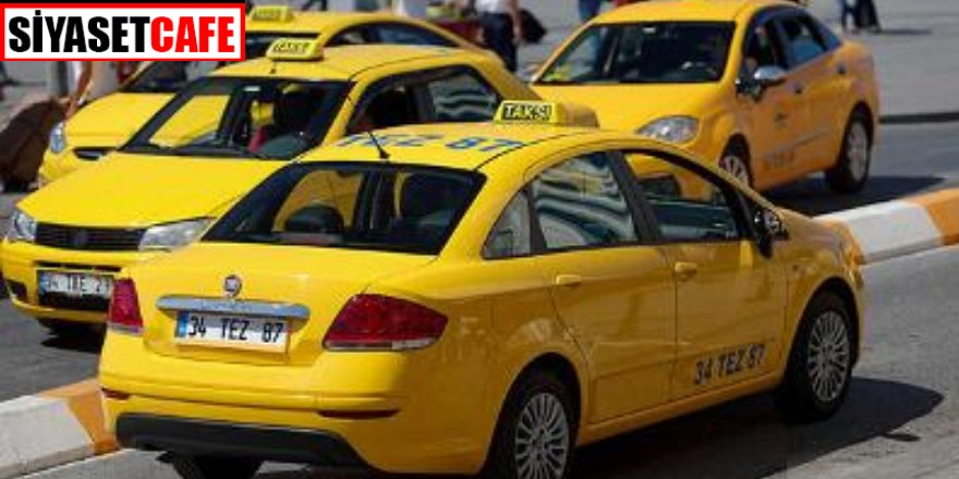 Son dakika: İBB'nin yeni 6 bin taksi teklifine ret