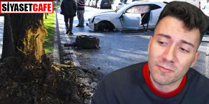 Enes Batur o anları anlattı: 'Ölecek miyim diye düşündüm'
