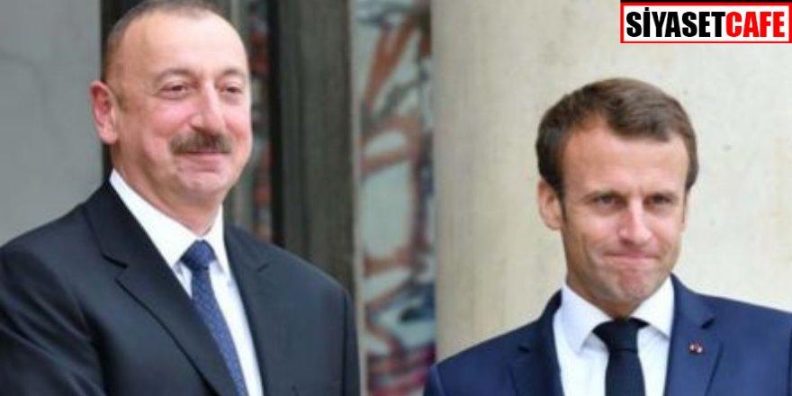 Azerbaycan'dan Fransa'ya nota