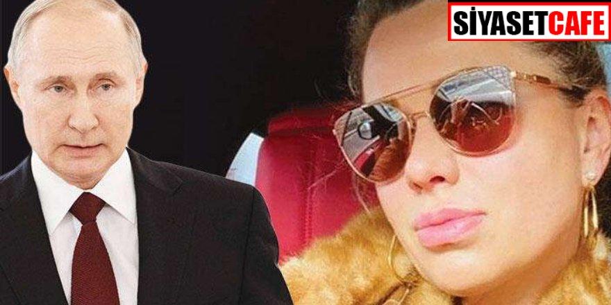 İşte Putin'in sır gibi sakladığı kızı