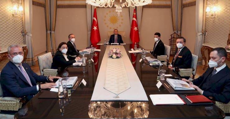 Varlık Fonu Erdoğan'ın başkanlığında toplandı