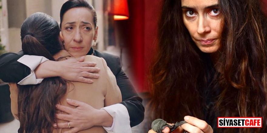Alya karakterini oynayan Melisa Sözen, Kırmızı Oda dizisine veda etti