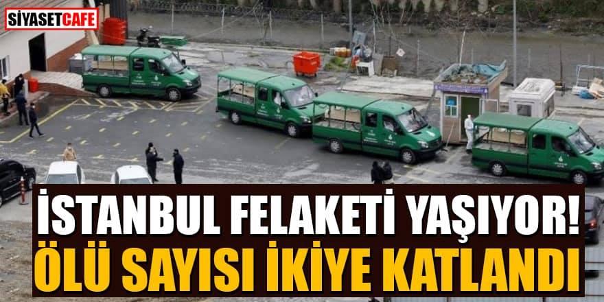 İstanbul'da korkutan ölü sayısı artışı  iddiası