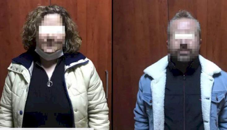 Eş değiştirme (Swingers) ilanı veren evli Türk çifte polis baskını