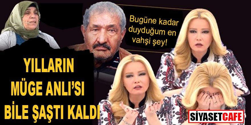 Tüm Türkiye ekran başında dehşete düştü! Yılların Müge Anlı'sı bile dondu kaldı! Böyle vahşet görülmedi…!