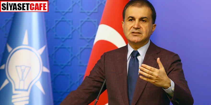 Ömer Çelik'ten sert tepki: Kılıçdaroğlu demokrasi sorunu haline gelmiştir