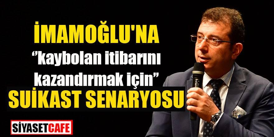 Ekrem İmamoğlu'na suikast iddiası