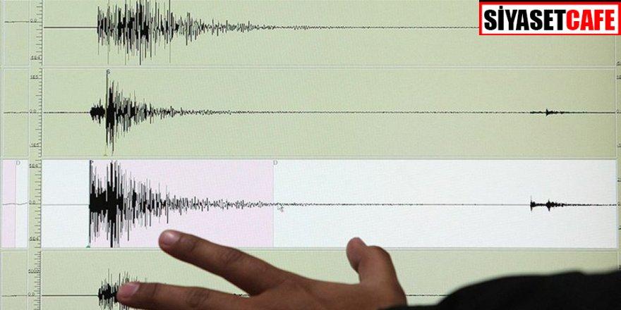Kuşadası'nda korkutan 2 deprem