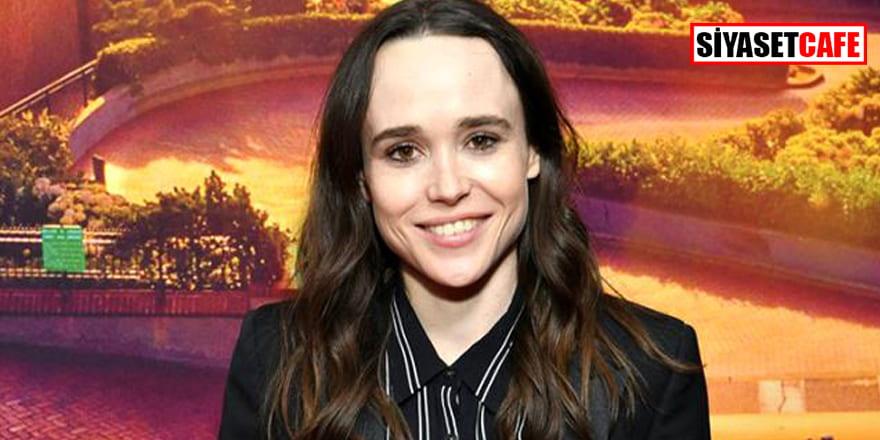 Ünlü oyuncu Ellen Page 'trans' olduğunu açıkladı! İşte yeni ismi