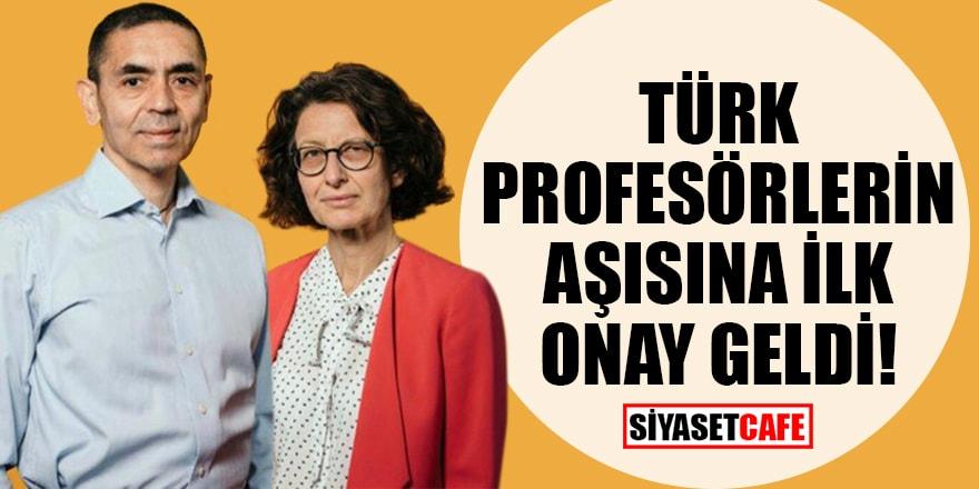 İngiltere, Türk profesörlerin aşısının kullanımını onayladı