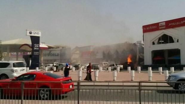 Katar'da Türk lokantasında patlama 9 ölü